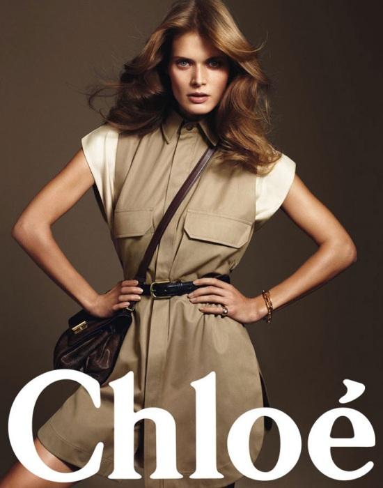 Chloé Spring 2010 [Ad Campaign]