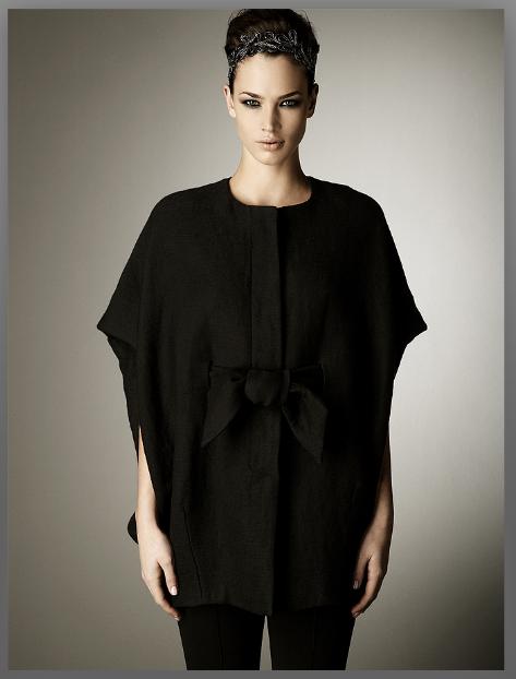 Lookbook Zara, decembrie 2009
