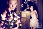 Olga Sherer apare in noua campanie Herve Leger S/S 2011